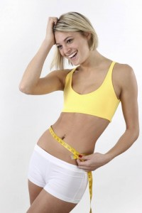 Хочу похудеть «местами» — диета для живота и боков