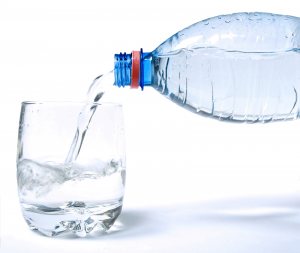 Придерживаемся водной диеты
