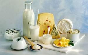 Молочная диета и ее принципы