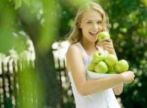 Яблочная диета для похудения – вкусна и хрустяща